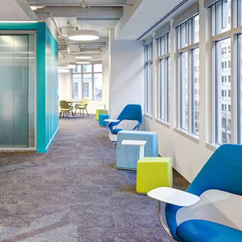 Commercial Interior Design Services: Commercial Interiors
